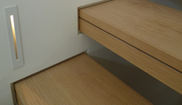Carpentry - contemporary staircase | Domestic and Commercial Building Services from Neoteric Contracts, Essex and London